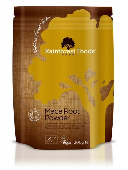 Rainforest maca